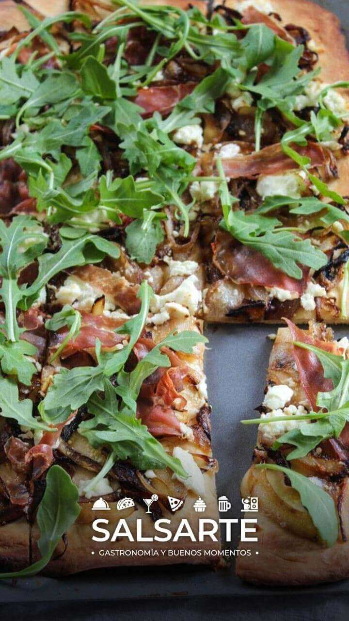 Catering | Pizza Party | Salsarte