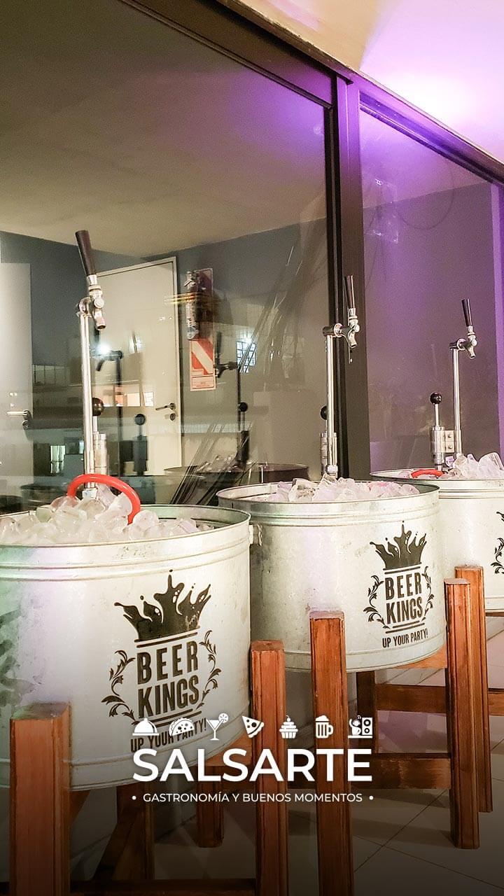 Choperas para Eventos   Beer Kings by Salsarte