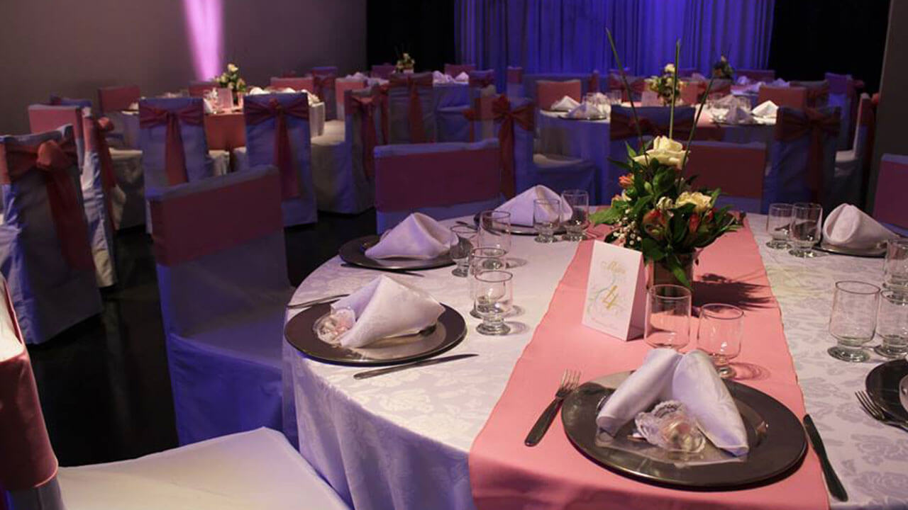 Salón para fiestas, eventos y cumpleaños en Boedo   Le Caprice